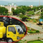 Dịch vụ hút bể phốt tại Nam Định.