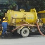 Dịch vụ hút bể phốt tại Ứng Hòa.
