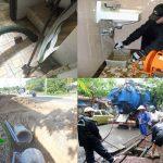 Dịch vụ hút bể phốt tại Mê Linh